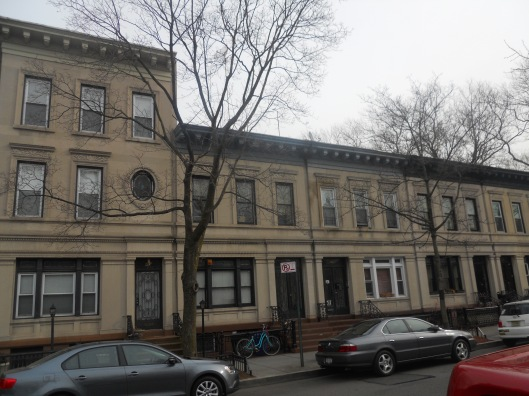 Stuyvesant Avenue